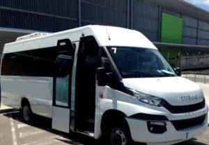 Transferbus middel