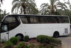 Transferbus groot