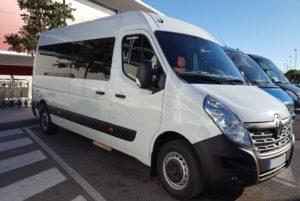 Transferbus klein